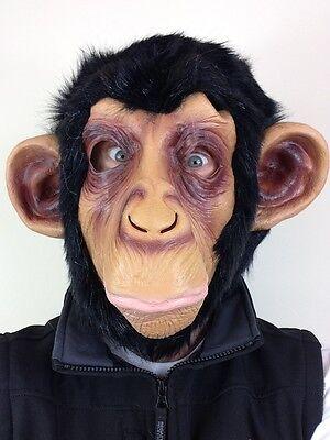 Schimpanse Maske Affe Schimpanse Waffen Hände Planet Affen - Planet Affen Kostüm