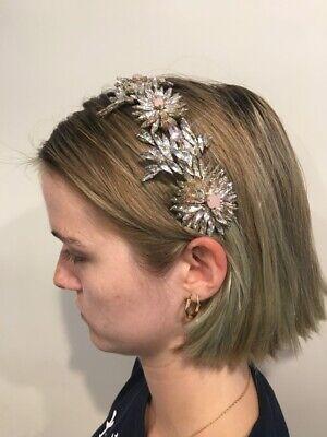 Jenny Packham, Crystal Flower Brides/ Bridesmaid Headdress one size fits all