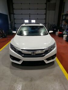 2016 Honda Civic EX-T TURBO, BACKUP CAMERA, SUNROOF