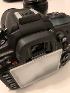 Nikon D7000 avec lentilles