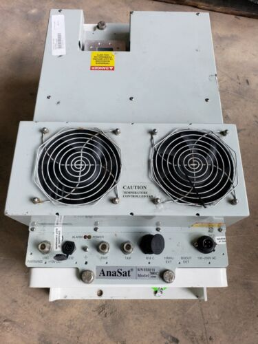 ANASAT 70EC 70W EC-BAND TRANSCEIVER 31509
