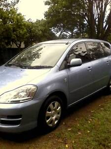 7 SEAT 2005 Toyota Avensis Wagon 6 MONTHS REGO Kempsey Kempsey Area Preview