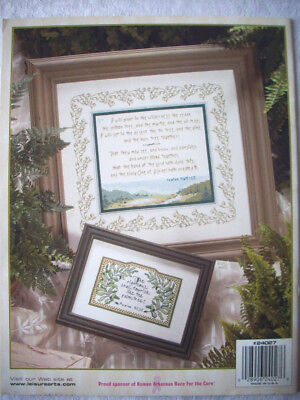 Scripture Wreath (Scripture Wreath  cross stitch Pattern Bible verses)