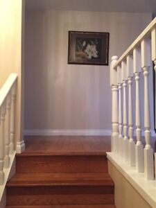 1 room available/3 BR furnished Upper Floor Suite Coquitlam Ctr