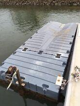 JetSki tinnie floating pontoon dock Paradise Point Gold Coast North Preview