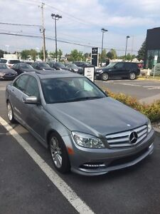 C250+ winter tires +extended warranty +car proof clean