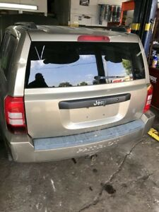 Jeep patriot fwd 2008 manual