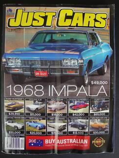 Just Cars magazine - Issue #226 (car magazine)