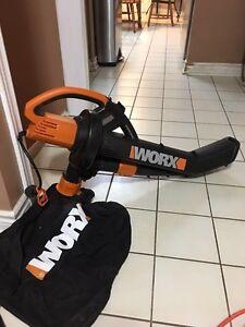 Leaf Blower/Mulcher/Vacuum