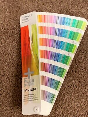 Pantone Solid Uncoated Book