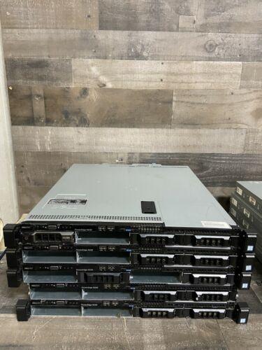 Dell Poweredge R230 Server | Xeon E3-1220 V6 3.00Ghz | 16GB |No HD