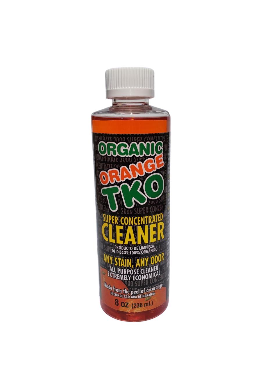Orange TKO Super Concentrated Multi Cleaner Deodorizer Degreaser Disinfectant