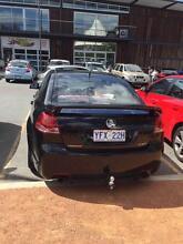 2008 Holden Commodore SV6 Sedan Wallaroo Gungahlin Area Preview
