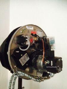 Giersch Ölbrenner Typ R 1-V-L 12 - 53 kW Fabr.Nr. 11-36-40231-02 Neu