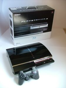 JE CHERCHE UN PS3 Fat (60 GIG) Model CECHA