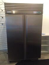 stainless steel two door freezer Maroochydore Maroochydore Area Preview