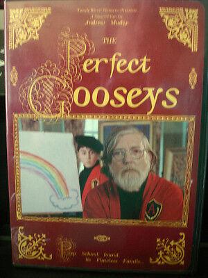 The Perfect Gooseys  Dvd  Award Winning 17Min Short Film World Ship Avail
