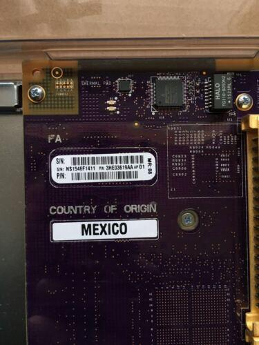 New Sealed Box Alcatel-lucent  3he03619aa Iom-7750 Sr-1  Iom3-xp 1pu3ac9eaa