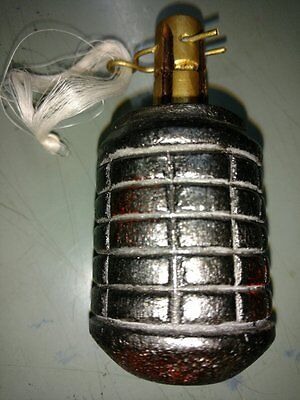 Japanese WWII RESIN Type 97 Hand Grenade- Painted Reproduction