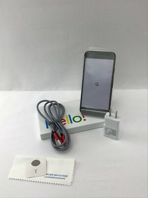Google Pixel G-2PW4100 128GB Quite Black! GSM Unlocked! New!!!