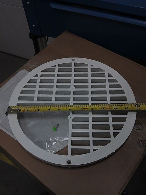 3/4 SINK TUB TANK 12 INCH FLOOR DRAIN PLASTIC PVC-4712B CP4B6R