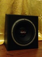 """Sony """"xplod"""" bass box for car Horseshoe Bend Maitland Area Preview"""