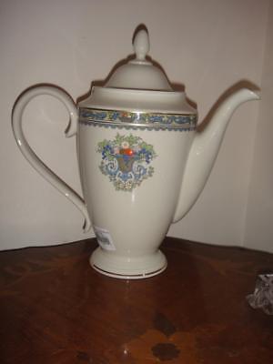 Lenox  Autumn Presidential  Gold Coffeepot Coffee Pot New