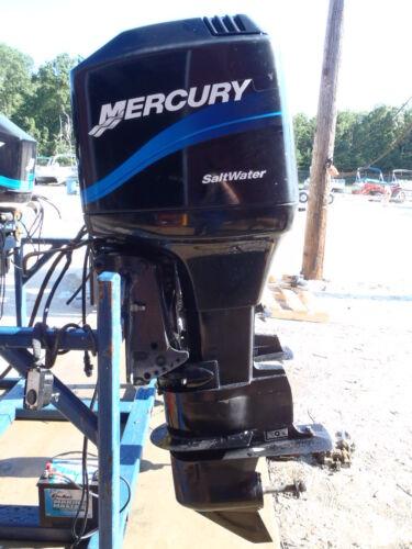 Used 2003 Mercury 115exlpto Saltwater 115hp 2 Stroke