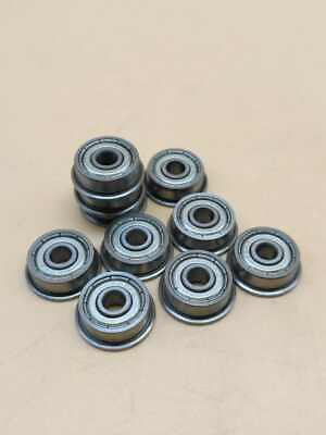 6x10x3mm Metal Shielded Flanged Ball Bearings Ship From Usa Qty10