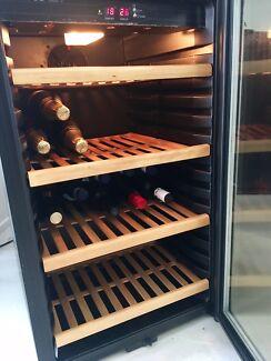 Wine Fridge, 35 bottle capacity, Vintec