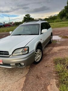 2002 Subaru Outback (Manual) Ludmilla Darwin City Preview