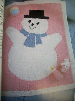 Our Best Knit Baby afghans knitting patterns 33