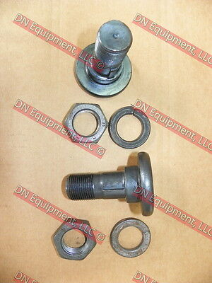 King Kutter 501001 Rotary Cutter Blade Bolt Kit. New Replacement