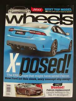 Wheels - December 2014 issue (car magazine)