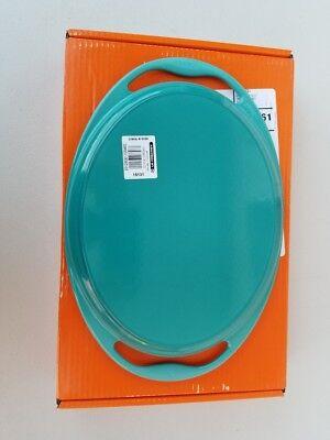 Le Creuset Oval Grill Sizzle Platter 1.5 Quarts 12 1/4