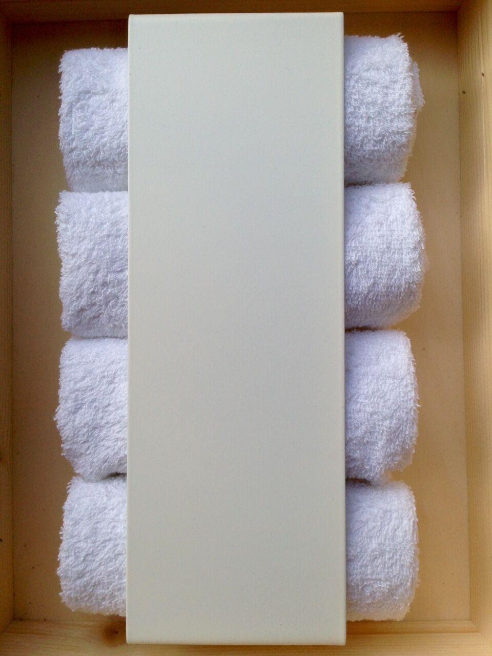 2x handtuchhalter wc g stehandt cher handtuchregal wei. Black Bedroom Furniture Sets. Home Design Ideas