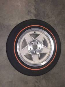 GT & GTHO BATHURST GLOBE 15X7 INCH RIMS SUIT XW/XY,XA.XB.XC Airport West Moonee Valley Preview