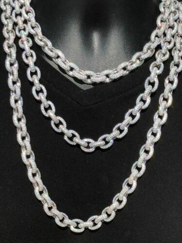 2mm thick Rolo Chains, Heavy 400 ft strong large lot chain heavy for craft or art Nickel Free Link: 6mm in diameter platinum Color