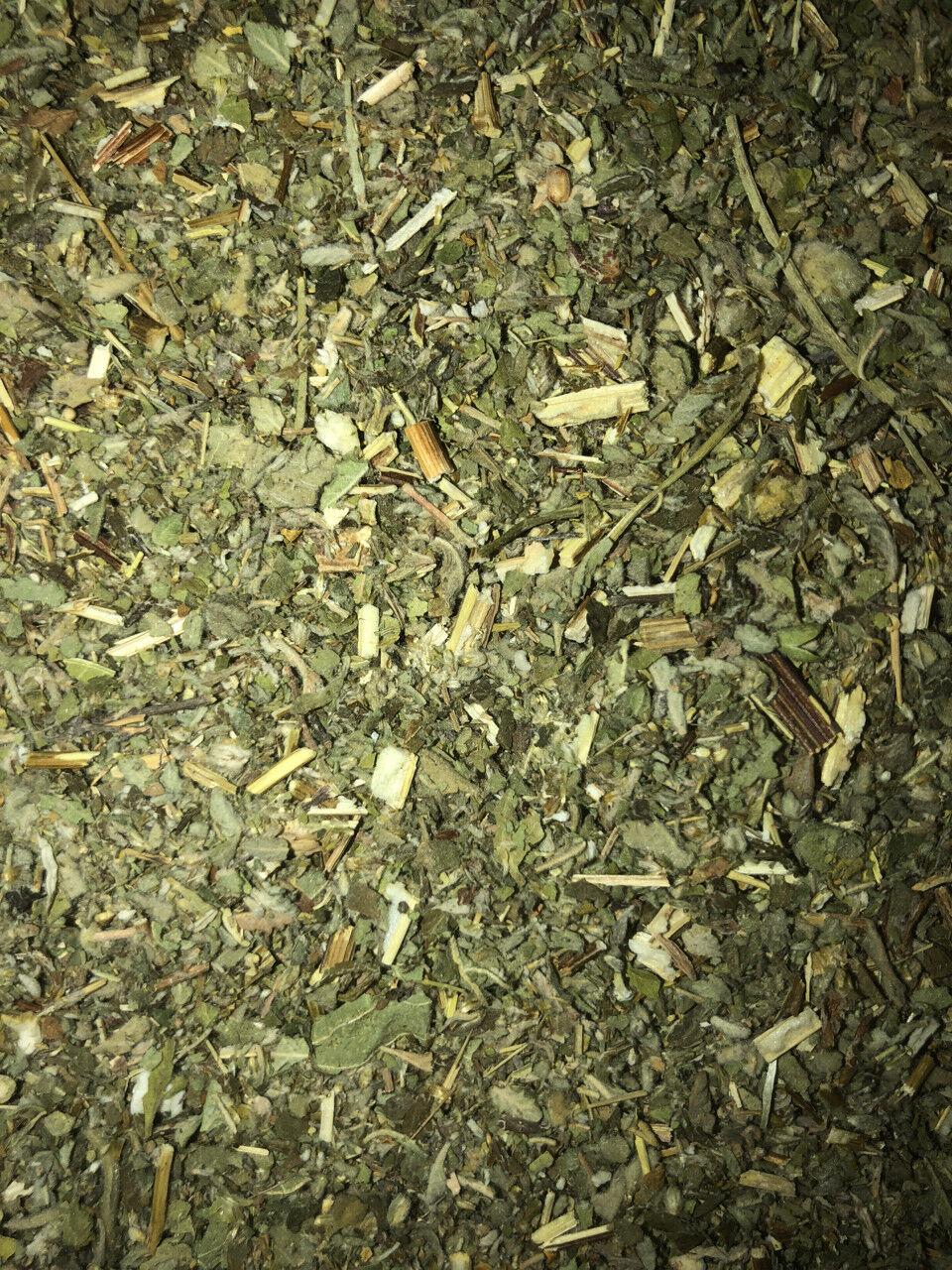 Damiana Marshmallow Mugwort Blend - 1/2 Lb Pound Natural Herb Mix Ships Fast - $22.92