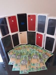 We Pay Cash $$$ for all Brand New & Sealed iPhone7 & 7Plus & iPads Airport West Moonee Valley Preview