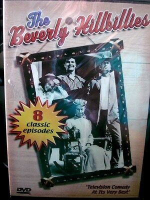 The Beverly Hillbillies - 8 Classic Episodes V.2 (DVD) WORLDWIDE SHIP AVAIL!