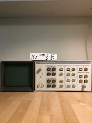 Hp Spectrum Analyzer Display 85662a  Guaranteed