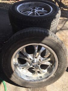 Bridgestone Tires & Rims