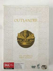 Complete Outlander Seasons 1 and 2 DVD