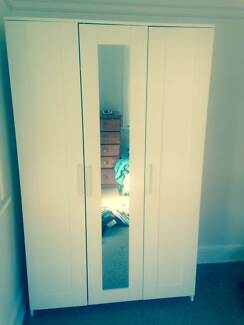 Ex Ikea Wardrobe for sale Petersham Marrickville Area Preview