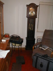Grandfather clock;'The Diplomat' ;a  Daneker floor clock;45yrs old.