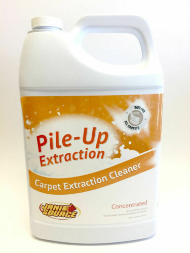 PileUp Concentrated Carpet Extraction Cleaner 2-4 oz/Gal, 1 Gallon