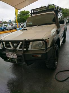 1998 Nissan Patrol ST