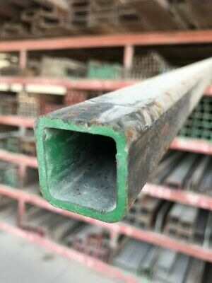 11 4 X 1 14 X 11 Gauge Hot Rolled Steel Square Tubing X 12 Long Bracket
