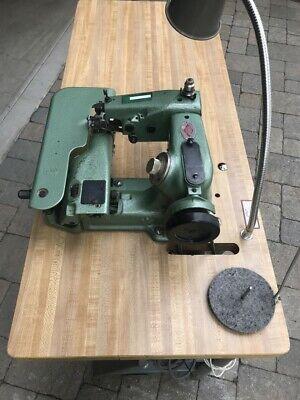 Industrial Blind Stitch Sewing Machine By U.s. Machine Corp
